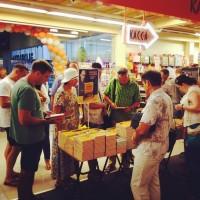 """Как это было в """"Атриуме"""": встреча Николая Старикова с читателями в Севастополе"""