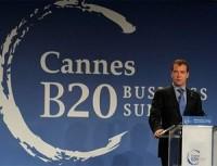 Дмитрий Медведев представил «Большой Двадцатке» новую концепцию авторского права