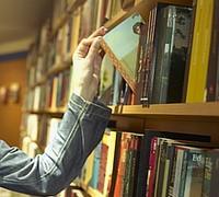 39% покупателей книг на Amazon изучали их сперва в обычном магазине