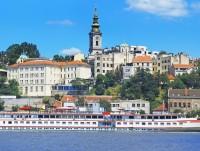 Известный писатель Ким Ярушко посетил Славянский конгресс в Сербии.