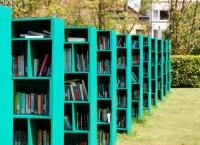 В Петербурге открылась летняя открытая библиотека