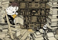 Московские Новости: Переспать с библиотекой