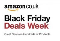Amazon предлагает скидки на книги в «неделю черной пятницы»