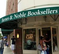 Продажи печатных книг в магазинах Barnes & Noble выросли на 7,6% в первом квартале