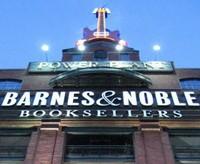 Сеть Barnes & Noble подвела итоги рождественского квартала