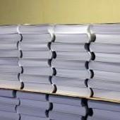По итогам 8-ми месяцев тиражи изданных в России книг сократились на 4%