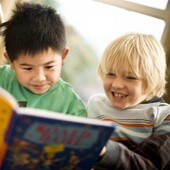 20% детей в Британии «почти никогда» не читают книги