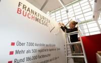 Франкфуртская ярмарка принялась за работу