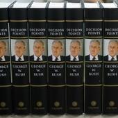 Продано уже более 1,1 миллиона экземпляров мемуаров Буша