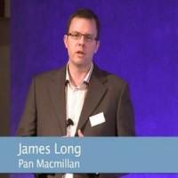Подкаст семинара «Творческий подход к технологиям»: Джеймс Лонг, издательство Pan Macmillan