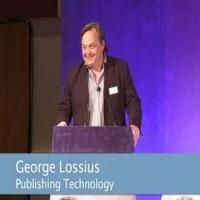 Подкаст семинара «Творческий подход к технологиям»: Джордж Лоссиус, Publishing Technology