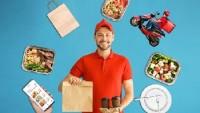 Доставка еды на дом — отличный способ быстро собрать стол для семьи и гостей