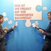 Франкфуртская книжная ярмарка продолжает движение от книг к контенту