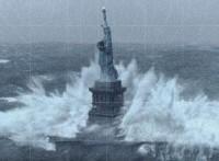 Книжный бизнес США подсчитывает убытки от урагана Сэнди