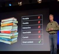 Apple предлагает заняться созданием электронных учебников