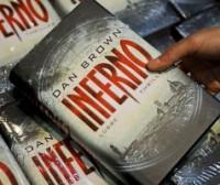 Больше миллиона копий «Инферно» Дэна Брауна продано в США и Канаде за пять дней