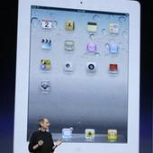 Стив Джобс представил iPad второго поколения