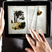 Владельцы «планшетников» активнее читают печатные книги