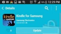 Amazon и Samsung запустили приложение Kindle для владельцев Galaxy