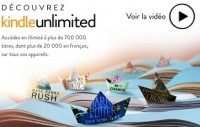 Услуга Kindle Unlimited пришла в Бразилию и Францию