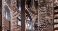 В Китае появился «бесконечный» книжный магазин