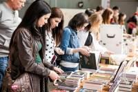В павильоне киностудии Ленфильм состоится первый Петербургский Книжный фестиваль «Книги. Кофе. Весна»