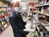 Книжные магазины Москвы возобновили работу