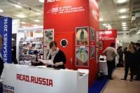 Россия приняла участие в Лондонской книжной ярмарке-2016