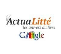 Google Books предоставит оцифрованные книги порталу Actualitte