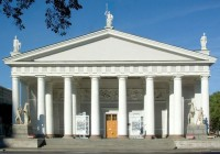 Начинает работу VIII Санкт-Петербургский международный книжный салон
