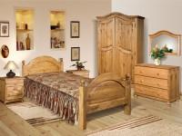 Основные плюсы мебели из сосны