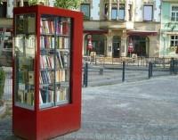 В Петербурге появятся открытые библиотеки на остановках транспорта