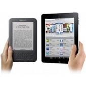iPad отобрал у Kindle 15% рынка?