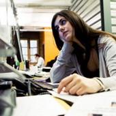 Половина сотрудников издательств в США не в восторге от мест своей работы