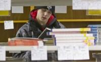 Продажи в книжных магазинах США снизились на 7,9%