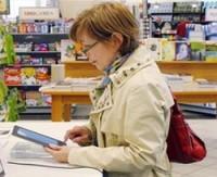 73% покупателей е-книг считают чтение важной частью своей жизни