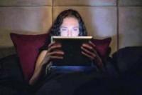 Чтение е-книг по вечерам может навредить здоровью