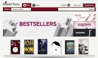 Sony закрывает магазин е-книг Reader Store