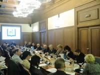 В Российском книжном союзе обсудили новую оргструктуру