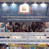 В Петербурге открылся V Международный книжный салон