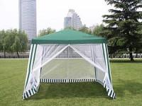 Тенты для дачи: защита от дождя и солнца