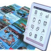 «Школьный электронный учебник будущего» представлен на Украине
