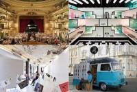 Приманки для читателей: топ-10 примеров «цепляющего» оформления книжных магазинов со всего мира