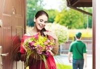 Доставка цветов от сервиса Flowwow