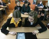 В украинских школах проходят учебные испытания новых гаджетов