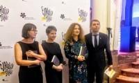 Литературную премию Евроcоюза вручили писателю из Украины
