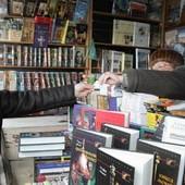 На Украине насчитали 8511 книготорговых точек