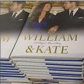 Первая книга о принце Уильяме и его невесте вышла в рекордные сроки
